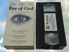 EYE OF GOD (VHS 1997) RARE DRAMA w NICK STAHL (TERMINATOR 3, SIN CITY, BULLY) VG