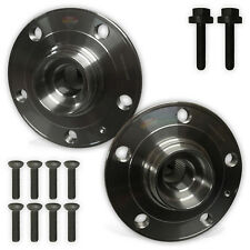 Audi A3 2.0 TDi 170 8P 2003>2013 2x Front Hub Wheel Bearing Kit Pair Left Right