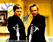 THE BOONDOCK SAINTS HAND SIGNED AUTOGRAPHED PHOTO BY REEDUS FLANERY! WITH C.O.A.