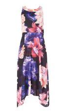 Stunning ROMAN ORIGINALS Floral Print Chiffon Dress {BNWT} Size 20