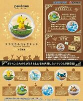 Pokemon Terrarium Collection 6 pieces Shokugan  Gum (Pokemon)