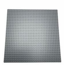 Lego New Dark Bluish Gray Baseplate 32 x 32 Dot 10 x 10 Inch Platform Piece