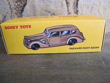 Dinky Toys Atlas Packard eight sedan 24P