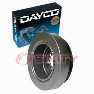 Dayco Engine Harmonic Balancer for 2009-2013 BMW 328i xDrive 3.0L L6 xb