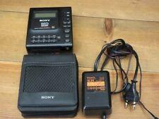 ** Sony MZ-1 MD Minidisc Player/Recorder Walkman/Discman * erste Generation **