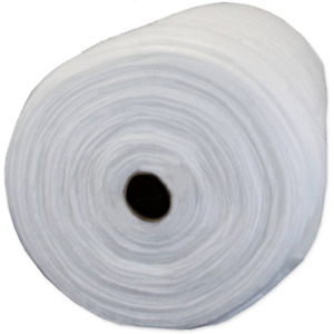 """Quilters Touch High Loft Batting 96"""" Wide 30 Yard Roll Home Sewing Polyester"""