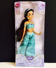 Disney Store Jasmine Classic Doll - 12''