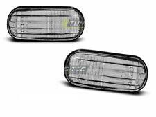 NEUF Clignotant de coté pour Honda CIVIC 1991-1995 CRX DEL SOL 1992-1996 Chrome