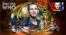 2013 The Ninth Doctor Who Official First Day Cover Signed by Camile Coduri