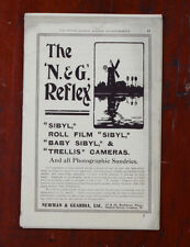 NEWMAN AND GUARDIA ADS FROM THE BRITISH JOURNAL ALMANAC, NO DATE/cks/216052