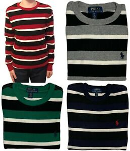Ralph Lauren Genuine boys thermal  knit top 2 3 4 5 6 7 8 10  12 14 16 surplus