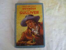 Voyages de Gulliver- SWIFT- Collection Bleuet n°15-1955