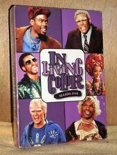 In Living Color Season 5 (DVD, 2009, 3-Disc Set, Full Frame) Jim Carrey variety