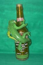 RARE bouteille gonflable DESPERADOS 73 cm avec le lézard deco loft bistrot
