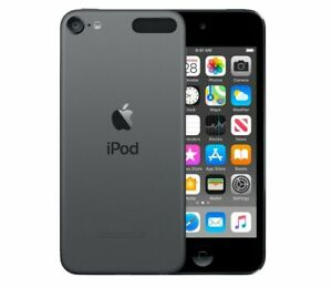 Apple iPod Touch 7th Generation 32GB Space Gray MVHW2LL/A-excellent
