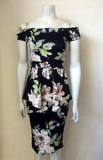Unbranded Floral Sleeveless Dresses Midi for Women