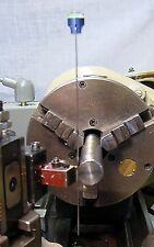 Center / height gage metal lathe tool bit or tailstock setup