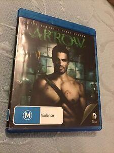 Arrow : Season 1 Bluray
