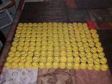 Lot 150 PLASTIC BOTTLE CAP Soda Pop Lid Mural Pinterest Art Craft DIY Geocaching