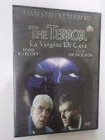 THE TERROR - LA VERGINE DI CERA - FILM IN DVD - visitate COMPRO FUMETTI SHOP