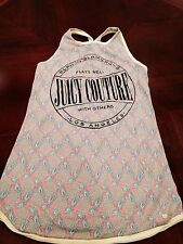 Juicy Couture Girls Dress Cover Up Size 8