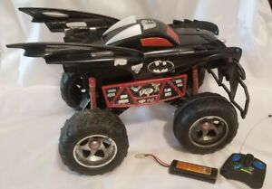 Tyco  Batmobile TM & DC Comics(s04) Monster R/C car