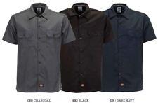 Dickies WS576 Short Sleeve Slim Fit Work Shirt kurzarm Hemd