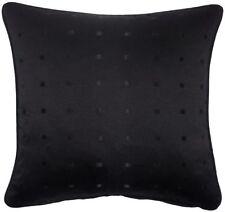 Relleno de cojín de color principal negro de poliéster para el hogar