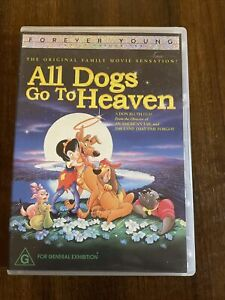 All Dogs Go To Heaven (DVD, 2004)