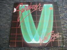 SURVIVOR---VITAL SIGNS    VINYL ALBUM
