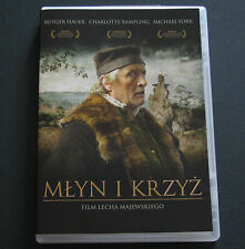 DVD, Lech Majewski, Mlyn i krzyz, The Mill and the Cross, Pieter Bruegel