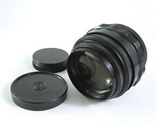 JUPITER 9 Russian Portrait  M42 Lens 85mm SLR Camera EXCELLENT Black