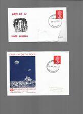 Space - 1969 Apollo Covers - GB
