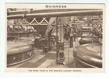 The Mash Tuns In The World's Largest Brewery Guinness Dublin Waterflow London