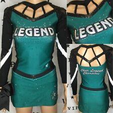 Cheerleading Uniform  Legends Allstars Adult SM