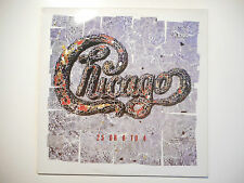 """MAXI 12"""" ▒ CHICAGO : 25 OR 6 TO 4 - IMPORT 1986"""