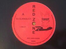 DJ Clarkee - DJ Clarkee EP *** Oldskool - Vinyl - Hardcore - Jungle - Rave ***