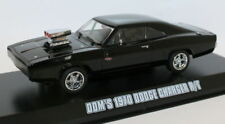 Greenlight 1/43 Fast & Furious Dom's 1970 Dodge Charger R/T Diecast model car