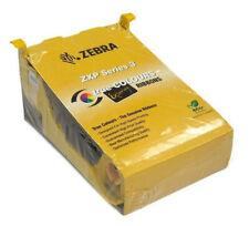 Genuine Zebra YMCKO ZXP 3 Series Color Ribbon 200 Images - New