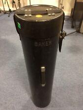 Ronford Baker broadcast/film tripod tube flight case Vinten Sachtler Miller