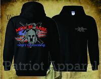 COME AND TAKE THEM HOODED SWEATSHIRT MOLON LABE 2ND AMENDMENT HOODIE 3%