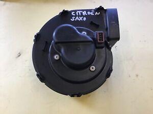 USED CITROEN SAXO 97-03 HEATER BLOWER MOTOR FAN