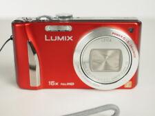 Lumix  TZ 25  Panasonic  rot