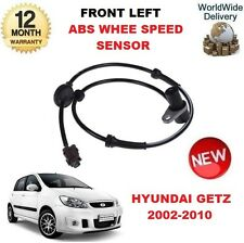 FOR HYUNDAI GETZ 1.1 1.3 1.6 1.5 cdi 2002-2010 FRONT LEFT WHEEL SPEED ABS SENSOR
