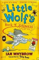 Little Wolf's Book of Badness by Ian Whybrow 9780007458547 | Brand New