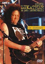 Steve Lukather & Los Lobotomys - In Concert
