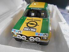 OPEL Ascona A Rallye RAC GB 1974 #26 Röhrl Berger Irmscher Bos SP 1:18