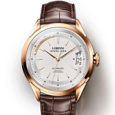 LOBINNI Fashion Mens Watches Luxury Men Automatic Watch Mechanical Wristwatch
