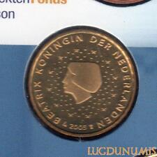 Pays Bas 2005 10 Centimes d'euro FDC BU Pièce neuve du coffret BU 50000 Exemplai