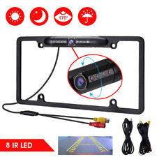 3in1 170°car Visual Reversing Rear View Camera With Radar Parking Sensor Ture 100% Guarantee Rear View Monitors/cams & Kits